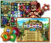 Best Match 3 Games for Mac or PC 1. The Treasures of Montezuma 3