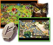 Best Match 3 Games for Mac or PC 10. Runefall