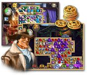Best Match 3 Games for Mac or PC 5. Cave Quest