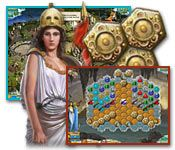 Best Match 3 Games for Mac or PC 6. Heroes of Hellas 3