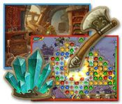 Best Match 3 Games for Mac or PC 7. 4 Elements II