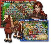 Best Match 3 Games for Mac or PC 8. Silver Tale