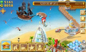 Top Android Games - Simulation - Paradise Island