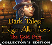 10 Mystery Games for Mac - January 2013 - Edgar Allan Poe Gold Bug
