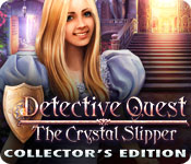 Top Ten Mystery Games - Detective Quest Crystal Slipper