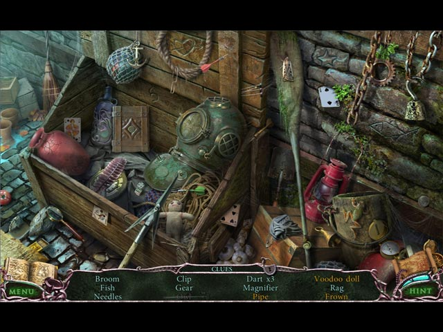 hidden object games no download required msn