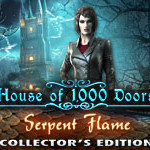 Best Hidden Object Games 2013 - 9 House of 1000 Doors Serpent Flame