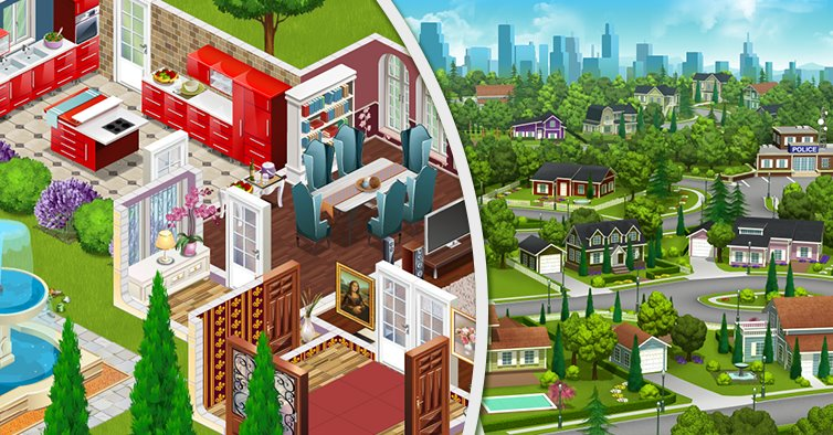 City Building Games Top 10 Most Popular Apps On Facebook