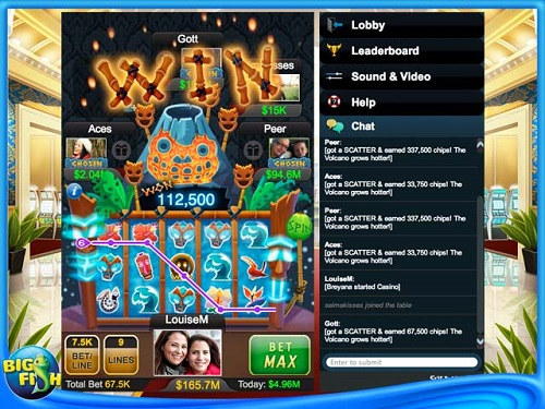 How to play big fish casino game app on pc mobile for Fish table app