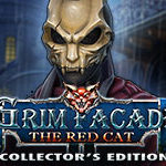 Grim Facade Series - 8. The Red Cat Collector's Edition