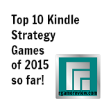 best kindle fire strategy games