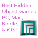 Best Hidden Object Games PC, Mac, Kindle and iPad Lists