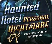 Haunted Hotel Game Series List 14. Personal Nightmare