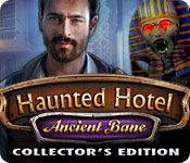 Haunted Hotel Game Series List 6. Ancient Bane