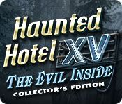 Haunted Hotel Game Series List XV The Evil Inside