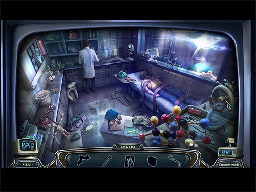 10 Best Big Fish Hidden Object Games 2015 for PC & Mac - Haunted Hotel 8