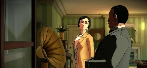 Agatha Christie Adventure Game from Microids