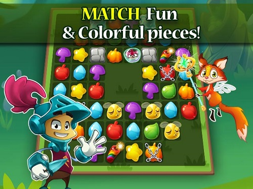 match 3 games for ipad