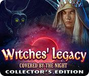Witches' Legacy Game Order 10. Covered by the Night
