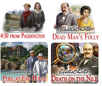 Agatha Christie Hidden Object Games