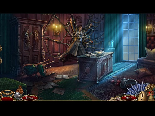 Grim Facade 8 - The Red Cat CE New Release for PC & Mac