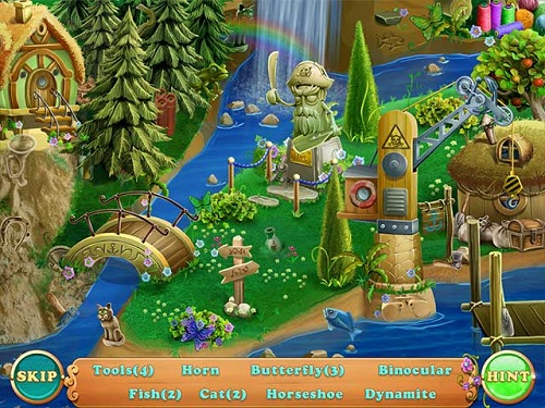 Laruaville 5 from frh games for pc download with free demo for Big fish games new