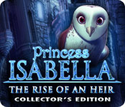 Princess Isabella Series - 3. The Rise Of An Heir CE