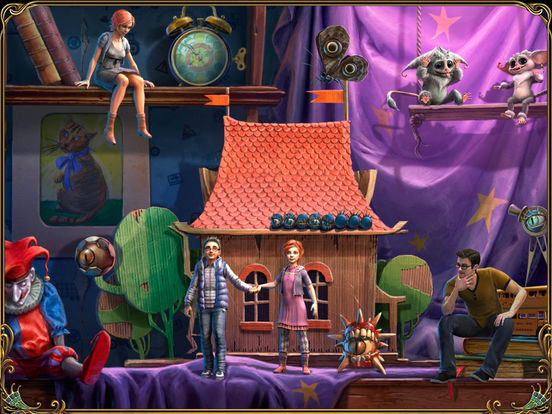 Dreamscapes 2 Nightmares Heir - New iOS Point-and-Click Puzzle Adventure January 2017