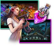 Best Ever Hidden Object Games 1. Nightmares from the Deep