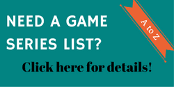 Popular Game Series Lists - A to Z