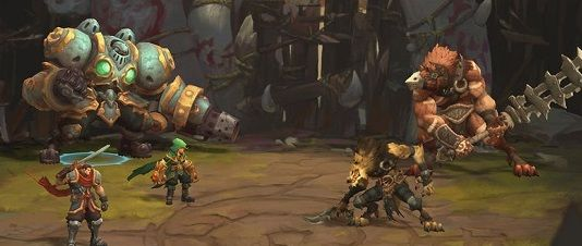 Battle Chasers Nightwar New Indie RPG for Mac October 2017