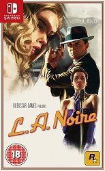 L. A. Noire Dark Detective Game Coming Soon to Nintendo Switch