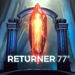 Returner 77 a Space Mystery Puzzle Adventure Game for iOS