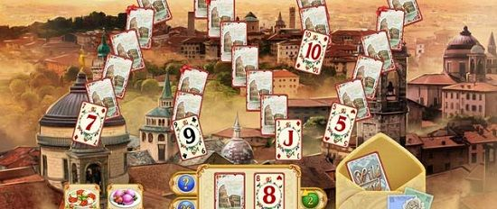 Solitaire Italian Trip - New Card Game on Big Fish for PC and Mac