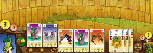 Bohnanza The Duel New Card Game for iPad and iPhone