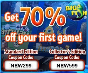 BigFish Coupon Code