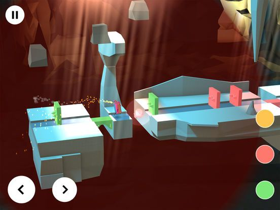 Full of Sparks Platform Puzzle Game for iOS