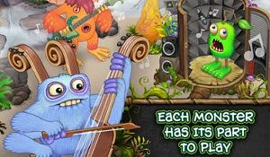 My Singing Monsters Free Time Management Game