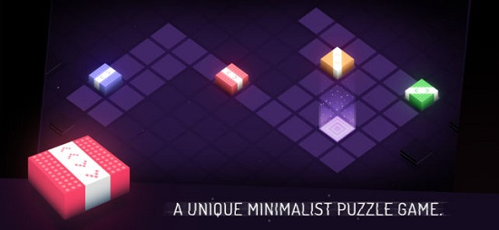 Stack & Crack a Minimalist Puzzle Game for iOS