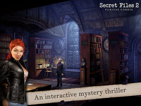 Secret Files Mystery Adventure Games for iOS, PC, Wii & DS