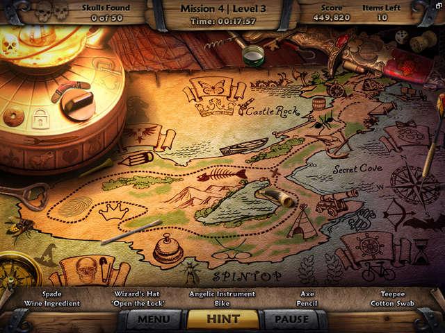 amazing adventures hidden object games